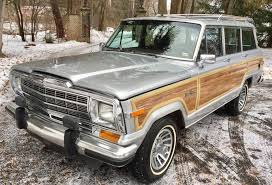 1991 jeep grand hemmings find of the day 1991 jeep grand wagoneer hemmings daily