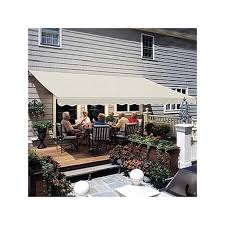 Sunsetter Awning Reviews 14 U0027 Manual Retractable Awning
