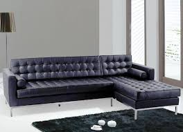 Modern Contemporary Sofa Contemporary Leather Sofa Decor Awesome Homes Style Of