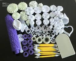 Decorating Materials Online Wedding Party Cake Fondant Plunger Cutter Cupcake Cakes Sugarcraft