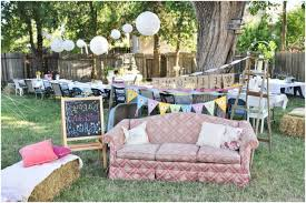 Backyard Birthday Party Ideas For Adults by Backyards Terrific Garden Party Ideas Decoration Decorations