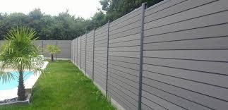 jardin cloture quelle couleur pour ma clôture de jardin