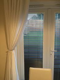 venetian blinds for french doors door decoration