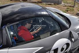 porsche race car interior porsche 918 spyder interior revealed in latest spyshots