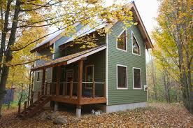 loft houses green house in the woods u2013 1 200 sq ft 2 bedroom loft 2 bath