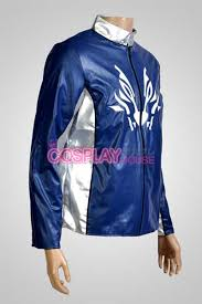 power rangers wild force howling wolf cosplay jacket version 01