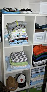 Closet Organizers For Baby Room 65 Best Baby Organizing Images On Pinterest Home Ideas And