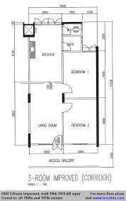 free sle floor plans pictures 3 room flat floor plan free home designs photos