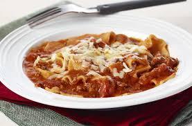 jeux de cuisine lasagne lasagne en casserole recette blogue fondation olo