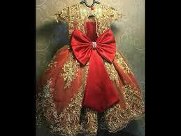 desain baju gaun anak model gaun pesta anak wanita glamour terbaru youtube
