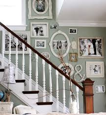 decorating with empty picture frames gallery wall walls and