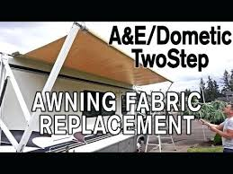 Dometic A E Awning A A A Identify Your Existing Model 8300 Or 8500 A U0026e Rv Awning