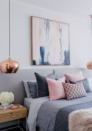 How To Design Your Bedroom Blush White And Grey Bedroom Inspiration Amazing Artwork