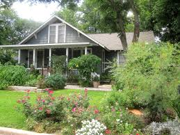front yard garden and the other houston bungalow ideas small