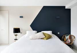 peinture chambre couleur nos astuces en photos pour peindre une pièce en deux couleurs