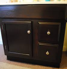 furniture excellent wooden kitchen cabinet using java gel stain