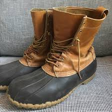 ll bean duck boots womens size 9 63 l l bean shoes ll bean duck boots size 9 size 10 5