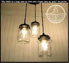 Etsy Pendant Light Jar Chandelier Etsy Jar Light Fixtures Jar