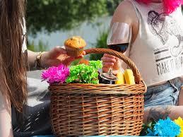 Wine Picnic Basket Free Photo Picnic Basket Colors Wine Free Image On Pixabay