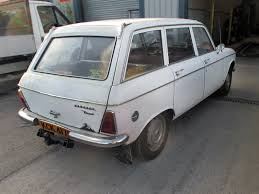 used peugeot estate cars for sale french diesel 1968 peugeot 204 estate