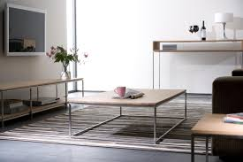 Thin Coffee Table Oak Thin Coffee Table Lounge Tables From Ethnicraft Architonic
