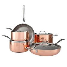 home pans rose gold pans the perfect copper pans from john lewis for more