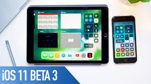 ios 11 beta 3 what u0027s new youtube