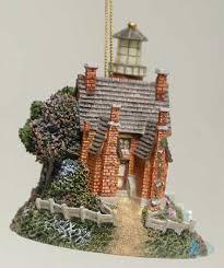 thomas kinkade lighted pictures bradford editions thomas kinkade illuminated lighthouse at