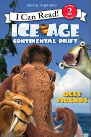 ice age continental drift friends bright paperback