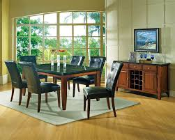 8 piece dining set table