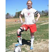 knee brace for soccer players gainesville s murray ready for challenge on pitch accesswdun