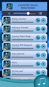 free country ringtones for android country ringtones for android free and software