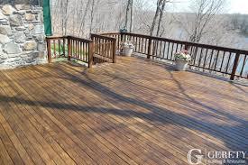 Wood Floor Refinishing In Westchester Ny Deck Design Construction U0026 Restoration Gerety Building