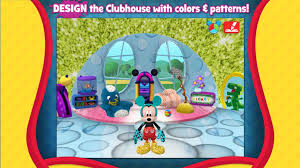 mickey mouse clubhouse coloring pages 14659 nest disney