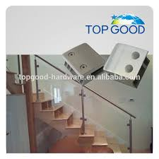 Banister Fittings Balcony Glass Fitting Source Quality Balcony Glass Fitting From