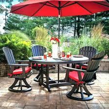 pelican patio furniture outdoor 7 piece rectangle light weight