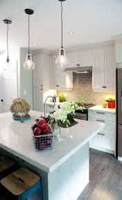 Designer White Kitchens by Best 25 Hanging Kitchen Cabinets Ideas On Pinterest Cabinet