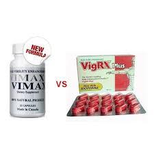 so sánh vimax vs vigrx plus loại thuốc sinh lý nào tốt hơn