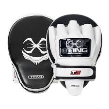 titan neo gel focus mitt sting sports usa