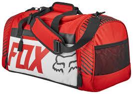 motocross gear bags fox racing 180 race duffle bag revzilla