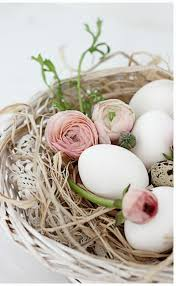 50 diy easter decoration ideas with easter eggs and fine touches