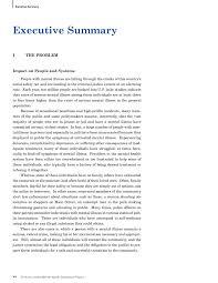executive summary format example business plan sample pdf exa cmerge