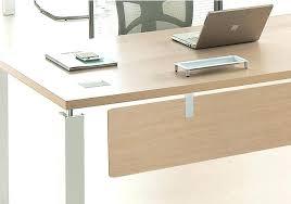 Bureau Verre Design Contemporain - bureau de ikea bureau ikea bois bureau en bois pas cher unique