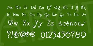 nickelodeon nf font 1001 fonts