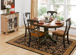 5 dining room sets kenton 5 pc dining set walnut raymour flanigan