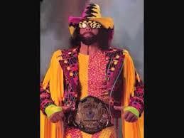 Randy Savage Halloween Costume Wwf Macho Man Randy Savage Theme Song