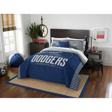 Dodger Crib Bedding by Los Angeles Dodgers Bed And Bath Bedding Towels Mlbshop Com