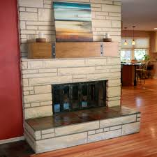 home design custom concrete fireplace mantels stone effects