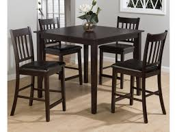 Outside Table And Chair Sets Jofran Marin County Merlot Table And 4 Chair Sets Old Brick