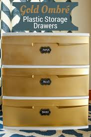 best 25 paint plastic drawers ideas on pinterest painting